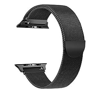 VODKER all watchband1 watchband, Black, 38mm/40mm
