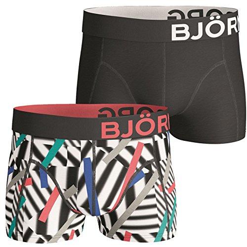 2-pares-de-bjorn-borg-short-shorts-sticks