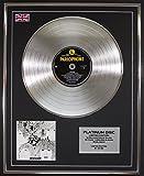 THE BEATLES/Limitierte Edition Platin Schallplatte/REVOLVER