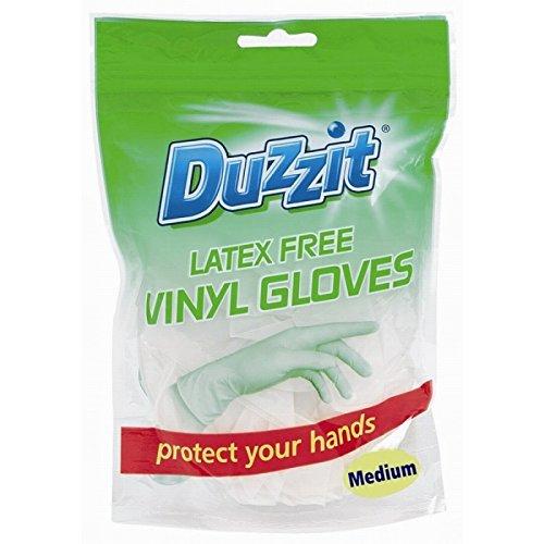 36Medium Vinyl Handschuhe Extra Strength/2PKs 18Stück (Stick-schweißen Handschuhe)