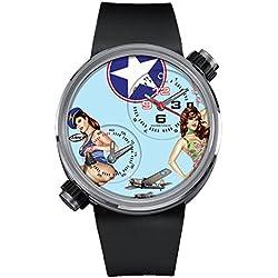 Meccaniche Veloci W125N459_wt Men's Wristwatch