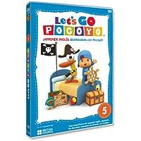 Let'S Go Pocoyo - Volumen 5