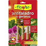 Flower 30519 - anti-taladro del geranio - monodosis, 3 X 2 ml