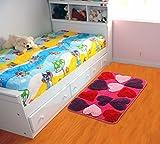 Saral Home Very Soft Anti Slip Kids Desi...