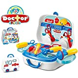 Zest 4 Toyz Pretend To Play Toy Set (Doctor Set - Blue)