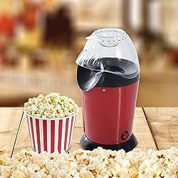 Flipco 1200W Household DIY Mini Electric Popcorn Machine Maker Corn Popper Kitchen Tool