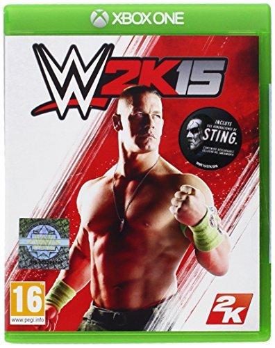 WWE 2K15 - Sting Edition (Xbox One) (輸入版) - 2k15 Spiel Wwe