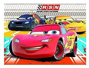 Nappe Cars 2 Disney Racing Sport