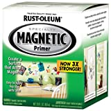 #6: Rust-Oleum 247596 SPECIALTY Magnetic Primer Paint - 946 ml