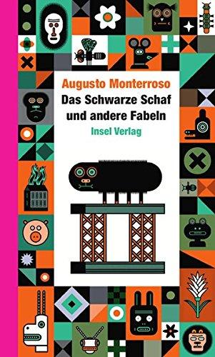 Preisvergleich Produktbild Das Schwarze Schaf und andere Fabeln: Mit Illustrationen von Henning Wagenbreth
