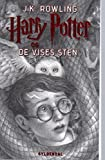 Harry Potter DÄNISCH - Harry Potter Og De Vises Sten (Stein der Weisen)