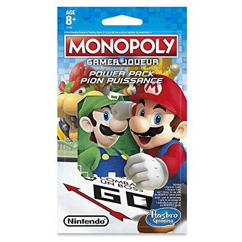 Monopoly Gamer Edition Power - Juego Herramientas