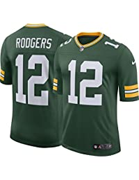 Nike GBP M NK LMTD JSY Team Cl Camiseta Green Bay Packers, Hombre, Verde