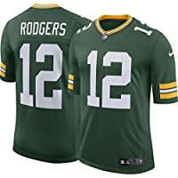 Nike GBP M NK LMTD JSY Team Cl Camiseta Green Bay Packers, Hombre, Verde / (Fir/Rodgers Aaron), L