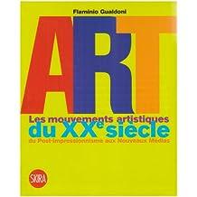 Art : les mouvements artistiques du XXe siècle, du post-impressionnisme aux nouveaux médias