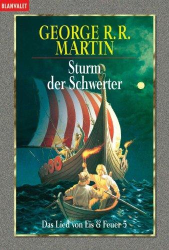 Buchseite und Rezensionen zu 'Sturm der Schwerter. Das Lied von Eis und Feuer 05' von George R. R. Martin