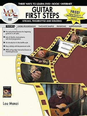 [(Guitar First Steps: Strums, Fingerstyle and Soloing)] [Author: Lou Manzi] published on (April, 2007)