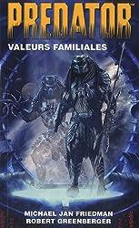 Predator T02 Valeurs familiales