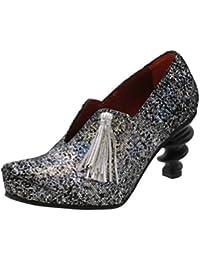 1bfce1560a4ab9 Suchergebnis auf Amazon.de für  gemusterte - Pumps   Damen  Schuhe ...