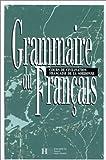 Grammaire du Francais: Cours de Civilisation Francaise de la Sorbonne (French Edition) by Y. Delatour (2004-11-24)