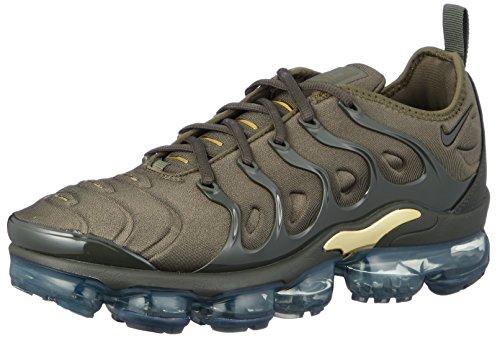 on sale bb647 9d807 Nike Air Vapormax Plus, Zapatillas de Deporte para Hombre, (Cargo  KhakiSequoia