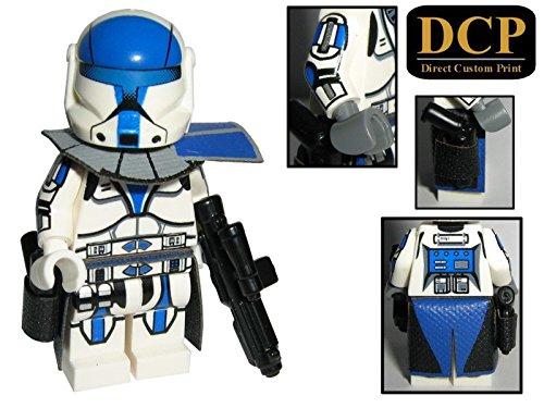 501st Legion ARC Commando Clone Trooper custom design Star Wars Figur gefertigt aus Lego & custom (Star Customs Wars Lego)