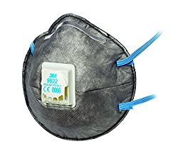 3m 9922 Speciality Particulate Respirator - Blue (2-piece)