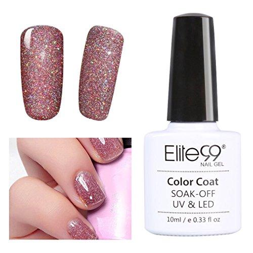 gel-polishelite99-10ml-soak-off-uv-led-gel-nail-polish-bling-neon-colour-nail-art-manicure-3709