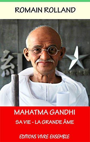 Mahatma Gandhi par Romain Rolland