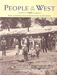 People of the West by Dayton Duncan (1996-09-01)