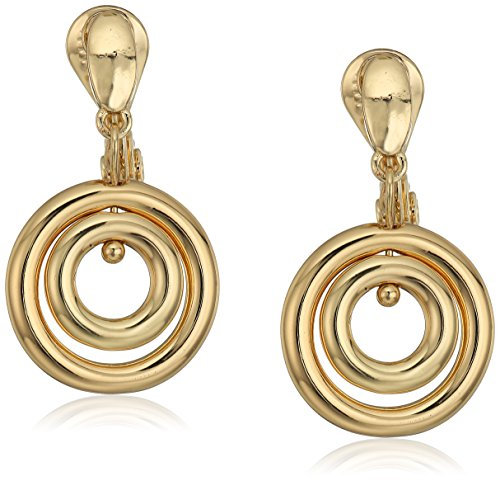 t-tahari-rings-drop-gold-clip-on-earrings