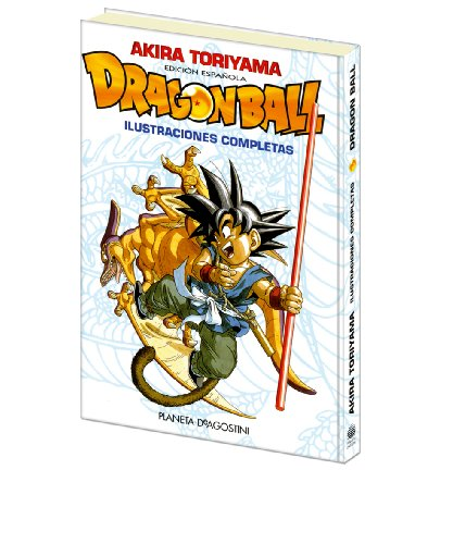 Dragon Ball Ilustraciones (Manga Artbooks)