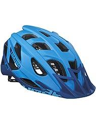 Limar X-Ride Fahrradhelm //// Blau Matt Reflex