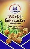 Diamant Würfel Rohrzucker, 500 g