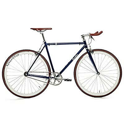 QUELLA Varsity, Fixie Fixed Gear Singlespeed Fahrrad