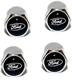 Ford 'Classic' Wheel Valve Dust Caps. Fiesta Focus Mondeo ka Escort RS ST