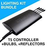 iQuatics Aqualumi Aquarium Controller- Four Tube-24w T5 Fluorescent Controller-MADE IN THE UK
