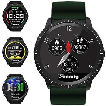 Zeblaze Vibe 3S Smartwatch con Bluetooth 4.0 Monitor de ...