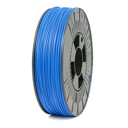 Ice Filaments ICEFIL1HPS145 Filamento HIPS 1.75mm, 0.75kg, Blu Scuro