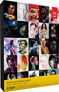 Adobe Creative Suite 6 Master Collection Student and Teacher*