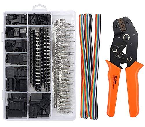 JZK Dupont crimper herramienta engarce trinquete alicates