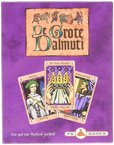 Planet Happy kaartspel De grote Dalmuti