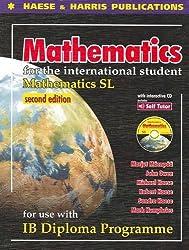 Mathematics for the International Student-IB Diploma: SL