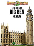 Review: Lego Creator Big Ben Review [OV]