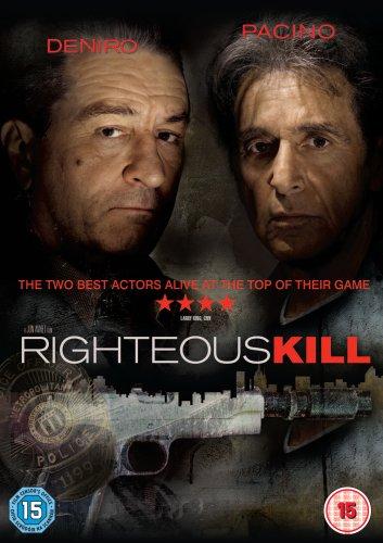 Righteous Kill [Edizione: Regno Unito] [Edizione: Regno Unito]