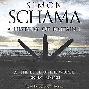 a history of britain volume 1 audio download amazon co