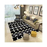 Modern Living Room Rugs, Carpets in a Variety of Sizes and Colors for a Variety of Scenes