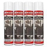 Brestol - Smacchiatore per Olio e catrame, 4 x 400 ml