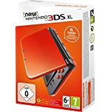 New Nintendo 3DS XL Orange Black