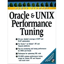 Oracle and UNIX Performance Tuning with CDROM by Ahmed Alomari (1997-05-03)
